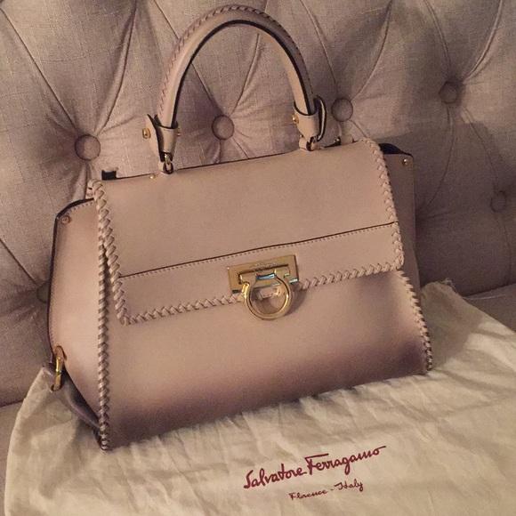 554f29c673 Salvatore Ferragamo Small Sofia Bag. M 5ab43ef2a44dbe53144994c8
